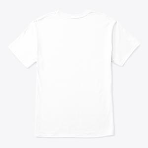 Белая футболка с логотипом ALSTRIVE